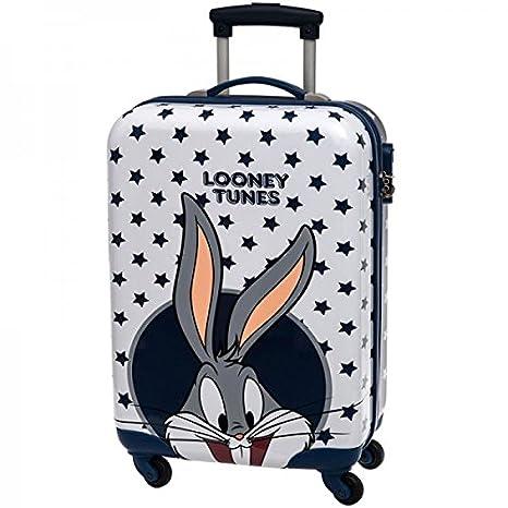 Maleta infantil para niños, diseño de Bugs Bunny WARNER BROS ...
