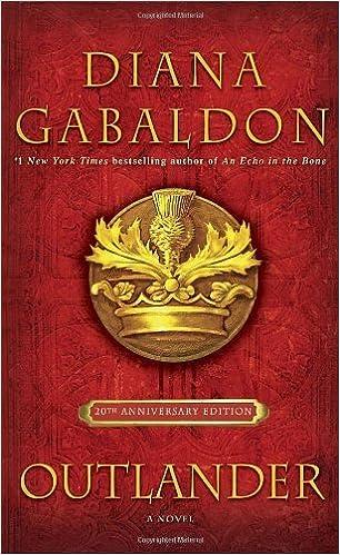 By diana gabaldon outlander 20th anniversary edition a novel by diana gabaldon outlander 20th anniversary edition a novel 20 harcom amazon books fandeluxe Gallery