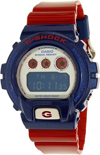 Casio G Shock DW 6900AC Blue DW 6900AC 2DR