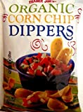 Trader Joe's Organic Corn Chips Dippers - Simple. Natural. Organic. Delicious! - 9.75oz., 276g. (Pack of 2)