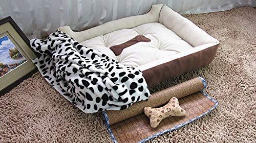 DPPD Cama para Mascotas Kennel Cat Litho Bed Hogar Cama para ...