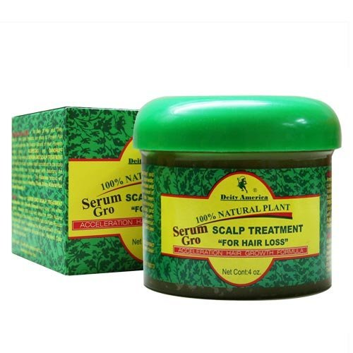 Deity Serum Gro Scalp Treatment 4oz