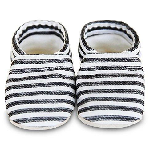 Clamfeet Organic Baby Shoes Organic Vegan Baby Shoes (18-24 Months, Jordan)