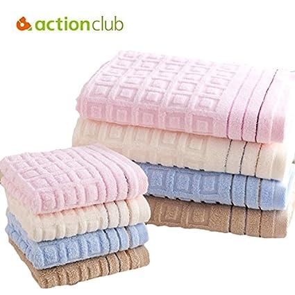 skyram (TM) 1pc Nuevo 2016 Marca 100% toallas de baño de algodón de