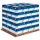 Hammermill Printer Paper, Tidal Multipurpose, 8.5 x 11, Letter, 20lb, 92 Bright. 2,500 Sheets per Quickpak (no ream wrap) - 80 Cartons per Pallet, 200,000 (163120PLT) Pallet pricing, Made In The USA