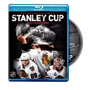 NHL Stanley Cup Champions 2010: Chicago Blackhawks [Blu-ray]