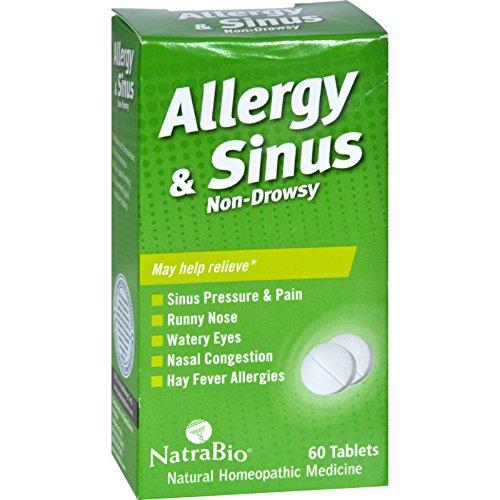 Natra Bio Allergy Sinus Relief
