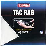 Tourna Grip Tac Rag (Tamaño Grande), color blanco