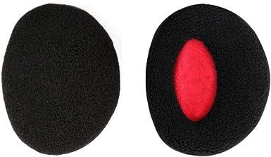 Caissip Knit Bandless Ear Warmers Earmuff for Winter Outdoor Lightweight Earmuffs Ear Cover