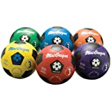 MacGregor Multi-color Soccer Prism Pack