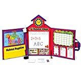 Learning Resources Pretend & Play School Set, 149 Pieces, Ages 3+ [Standard Packaging]