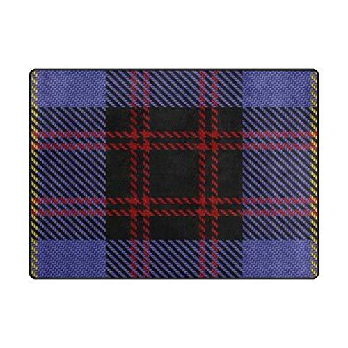 Room Bedroom Scottish Clan Rutherford Tartan 7' x 5' ()