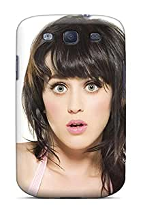 Galaxy Cover Case - Cute Katy Perry Protective Case Compatibel With Galaxy S3