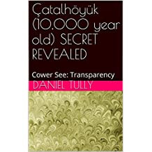 Çatalhöyük (10,000 year old) SECRET REVEALED: Cower See: Transparency