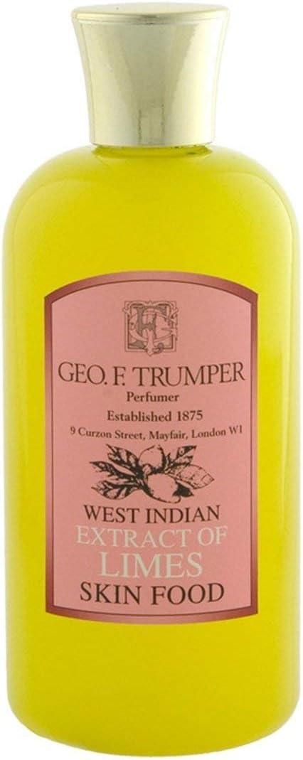 Geo F. Trumper's Limes Skin Food, 200ml