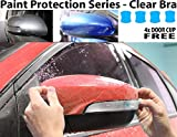 CloudWorks Perfect Fit PreCut Sheets Paint Protection Clear Bra Film Kit (Mirrors Only) for 2007-2011 Jaguar XK
