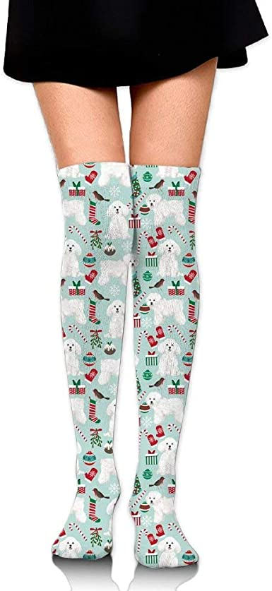 CHRISTMAS TIME  WOMEN/'S  KNEE HIGH SOCKS ** SIZE 9-11 ** NEW ** SO CUTE **