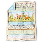 Woodland Trails 4pc Crib Bedding Set