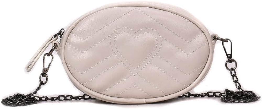 Fashion Simple Chest Bag Casual Waist Bag Messenger Bag Shoulder Bag For Girls