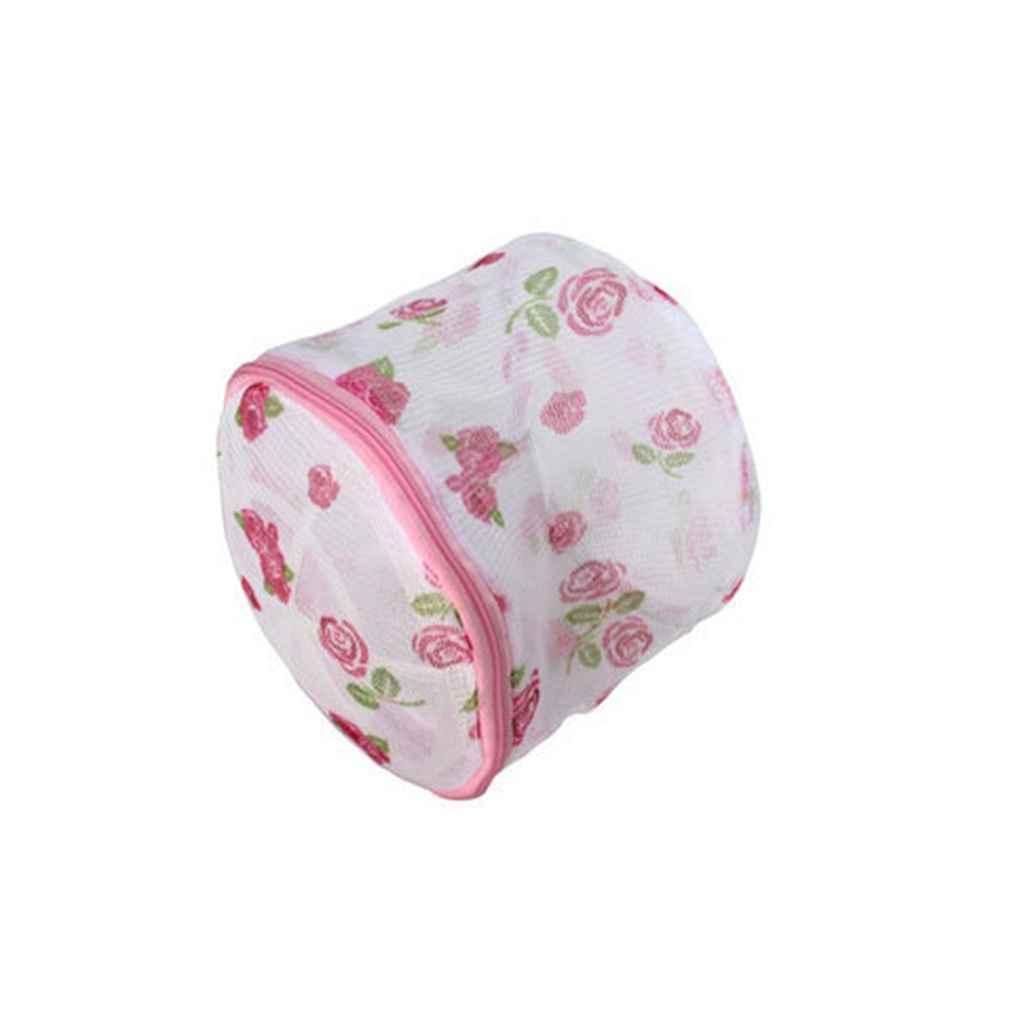 Omkuwl Sous-vêtements vêtements aide-gorge chaussettes blanchisserie machine à laver filet maille sac