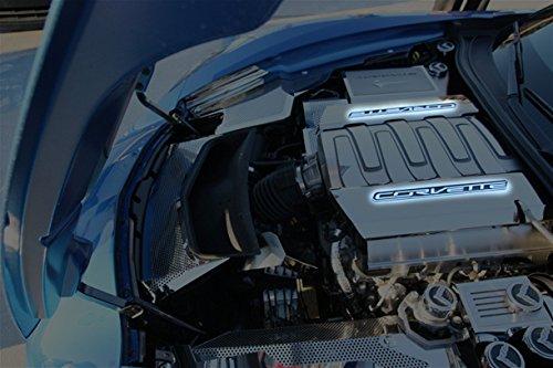 Stingray Insert - 2014-2017 C7 Corvette Stingray - Fuel Rail Insert