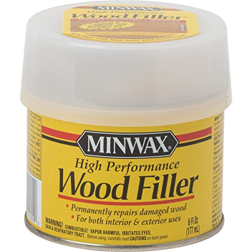 minwax wood filler - 9