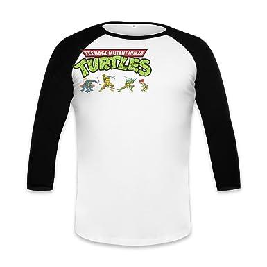 teenage mutant ninja turtles Unisex Baseball Shirt X-Large ...