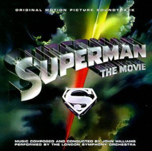 Superman - The Movie: Original Motion Picture Soundtrack by Rhino/Wea Uk