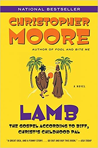 Image result for Lamb by Christopher Moore