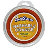 Center Enterprise CE6602 READY2LEARN Circular Washable Pad, Orange