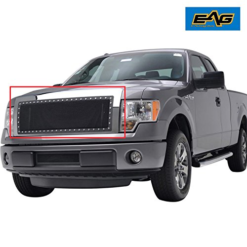 CPP Chrome Grille for Ford F-Series SD FO1200417