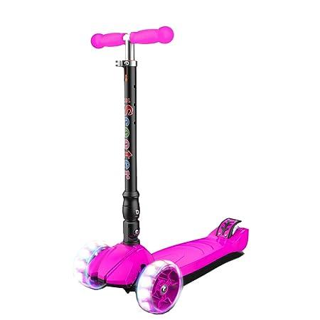 Patinete YXX Scooter Kick Scooters Plegables para niños ...