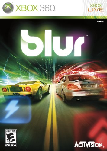 Blur - Xbox 360 - Cars Games For Xbox 360