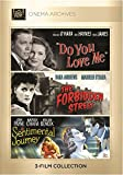 Do You Love Me 1946; Forbidden Street 1949; Sentimental Journey 1946