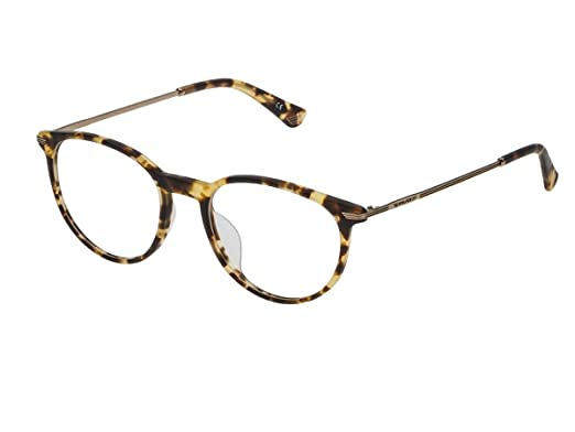 ad3171fc24d Police - Monture de lunettes - Femme Marron Havana 50  Amazon.fr ...