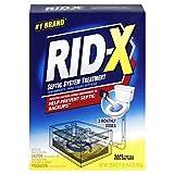 RID-X Septic Tank System Treatment, 3 Month Supply Powder, 29.4oz