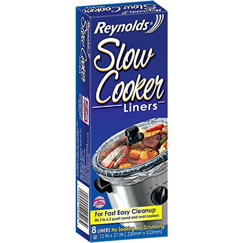 Reynolds Slow Cooker Liners 2 Pack (8 Liners