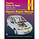 Toyota Echo/Yaris Automotive Repair Manual: 1999-2011