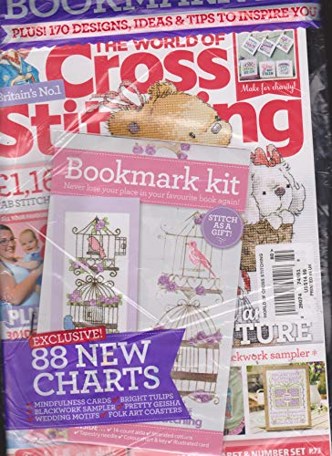The World of Cross Stitching Magazine 280 2019