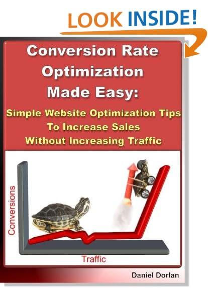 Conversion Rate Optimization: Amazon.com