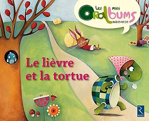 Le lièvre et la tortue : Pack de 5 Mini libros + Manual + 15 cartas de juego Les oralbums maternelle: Amazon.es: Tartare-Serrat, Chantal: Libros en idiomas extranjeros