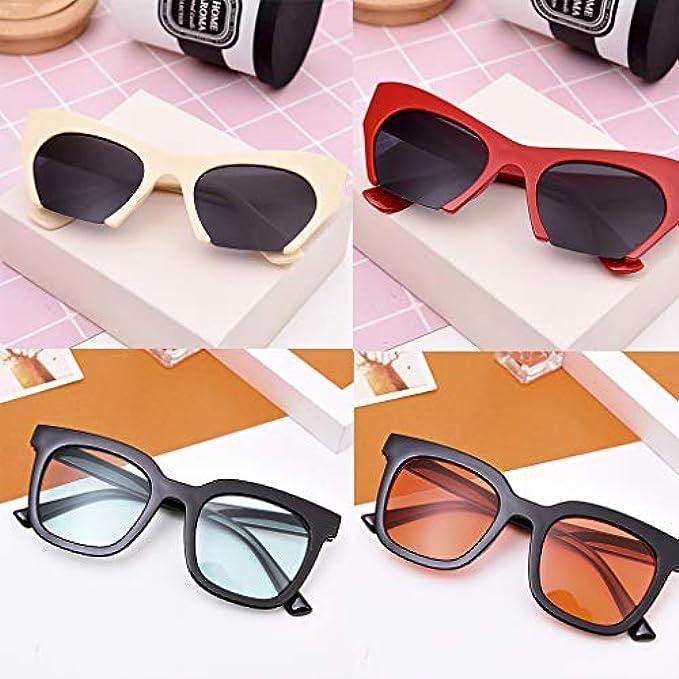 Uv400 Lens Donne Telaio Streetwear Ragazze Lady Da Pc Estate Guida Di Eyewear Bodbii Occhiali Sole