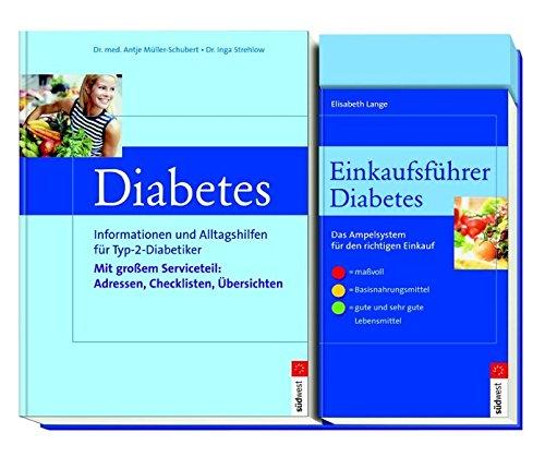 Diabetes-Set: Ratgeber und Einkaufsführer
