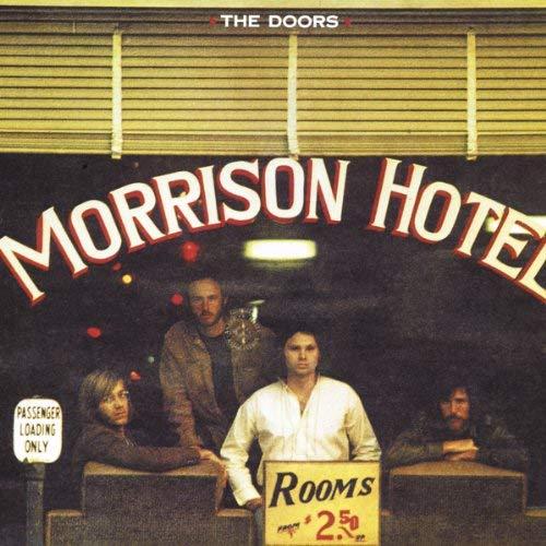 The Doors - Morrison Hotel [Disco de Vinil]