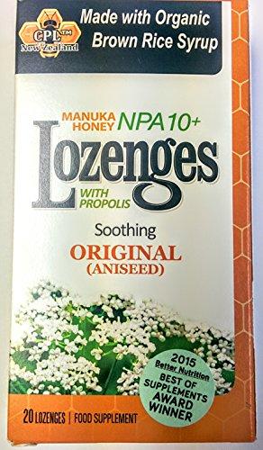 Pacific Resources Original Lozenges Propolis product image
