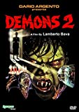 Demons 2 (DVD) cover.