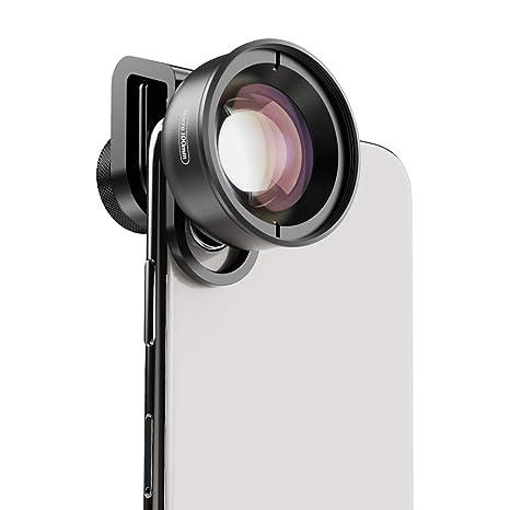 ZHJIUXING WGR Lente del teléfono con cámara HD: Compatible con ...
