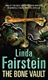 Front cover for the book The Bone Vault by Linda Fairstein