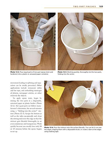 Understanding Wood Finishing: How to Select and Apply the Right Finish (Fox Chapel Publishing) Practical & Comprehensive with 300+ Color Photos and 40+ Reference Tables & Troubleshooting Guides by Design Originals (Image #5)