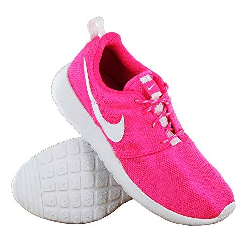 inmdu Nike Roshe Run Pink Kids Trainers: Amazon.co.uk: Shoes &